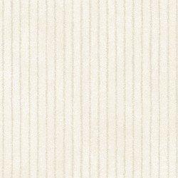 Woolies Flannel - Stripe - Ecru