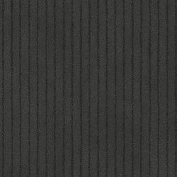 Woolies Flannel - Stripe - Dark Grey