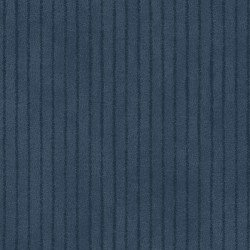 Woolies Flannel - Stripe - Navy