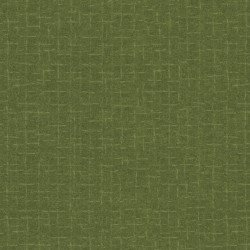 Woolies Flannel - Crosshatch- Green