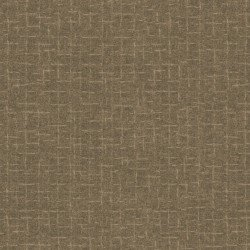 Woolies Flannel - Crosshatch- Brown
