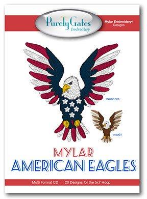 Mylar American Eagles