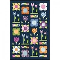 Night Garden Quilt Kit