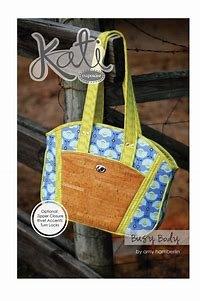 Busy Body Bag by Kati Cupcake