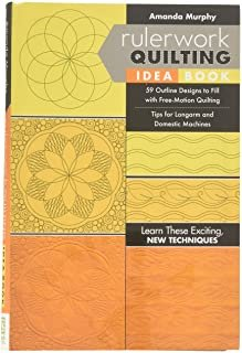 Rulerwork Quilting Ideas by Amanda Murphy