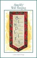 Simplify - Wall Hanging