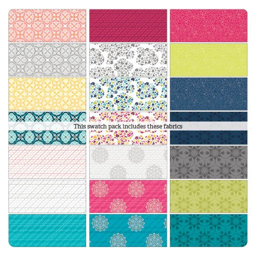 Spring Song Fat Quarter Bundle