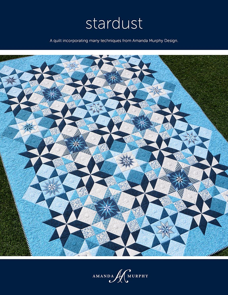 Stardust Quilt Pattern by Amanda Murphy