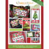 Oh, the Possibilities for Christmas! Decorate your home for the season, while learning new techniques along the way! This book contains TEN patterns and step-by-step instructions for simple piecing, fusible applique, paper-piecing, hand-embroidery, crafts