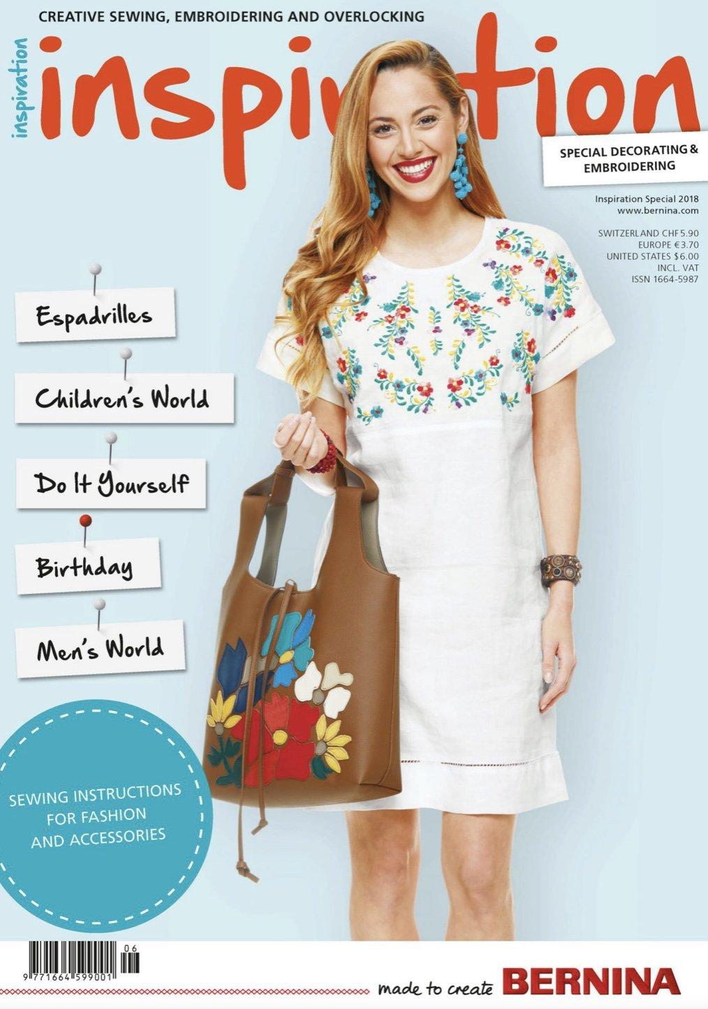 Bernina Club Magazine 2018 Special