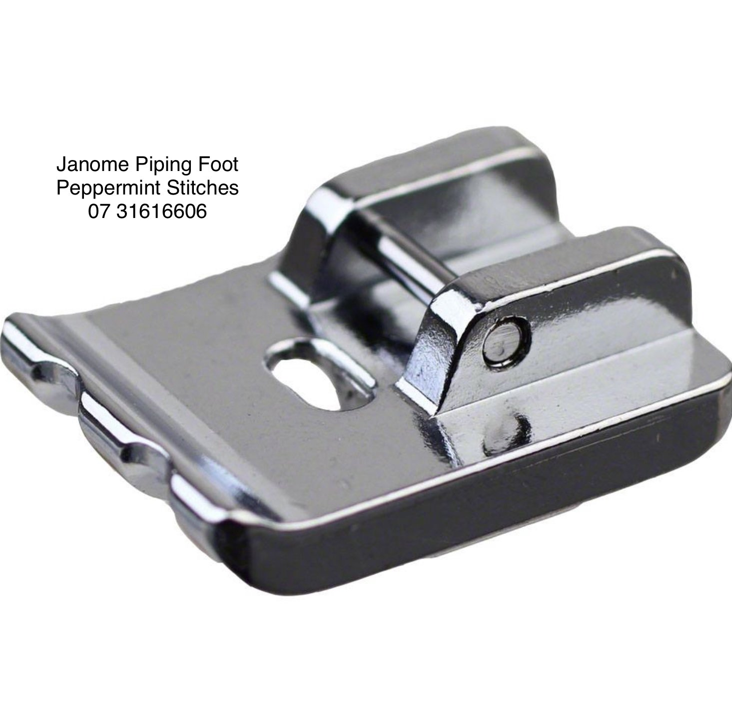 Janome Piping Foot 7mm Top Loading Machine