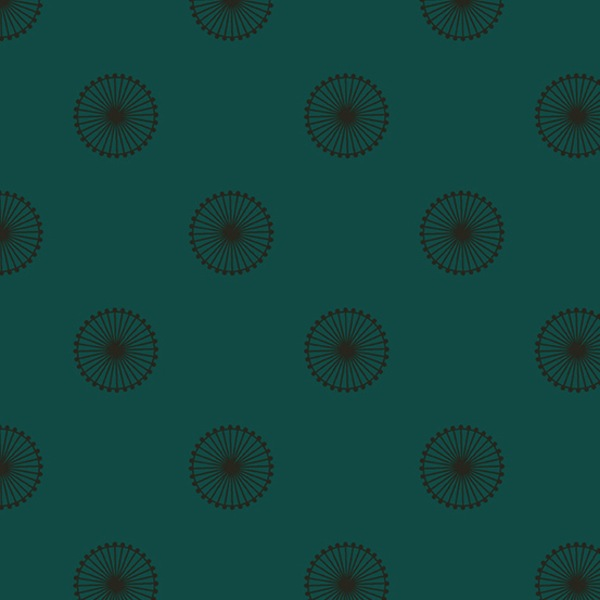 $27.00/m - Quantum by Giucy Giuce for Andover Fabrics - A8961T - Chromosome in Marina/Teal