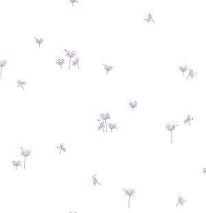 $28.00/m - Neutrals by Victoria Finlay Wolfe for RJR Fabrics - VF101-PU1 - Field in Purple