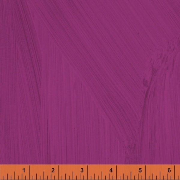 $29.00/m - Wonder by Carrie Bloomston for Windham Fabrics - 42576A-7 - Textured Solid in Orchid