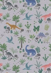 $30.00/m - Kimmeridge Bay by Lewis & Irene - A303.2 - Land Dinos in Gray