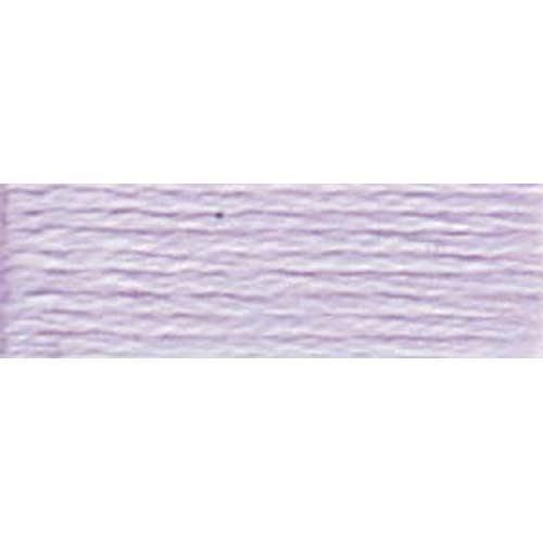 211 DMC  No 8 Perle Thread - Lt. Lavender Ball