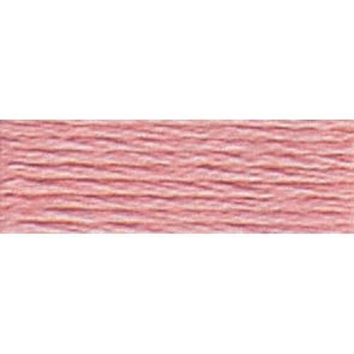 224 DMC No 8 Perle Thread - Very Lt. Shell Pink Ball