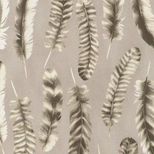 Black & White Collection by Jennifer Sampou for Robert Kaufman Fabrics - AJS-15016-290 Feather in Ash