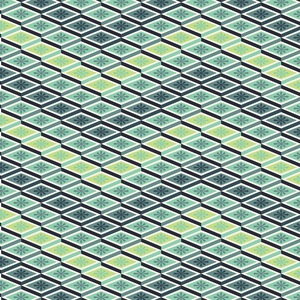 Eden by Tula Pink for Free Spirit Fabrics - Labyrinth in Sprout - TP075