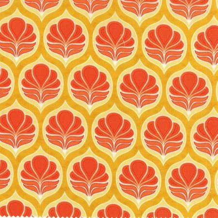 Fancy by Lily Ashbury for Moda Fabrics - Coco Golden 11492-20