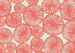 Feather N Stitch by Sarah Watts for Blend 110.101.07.1 Nest Red
