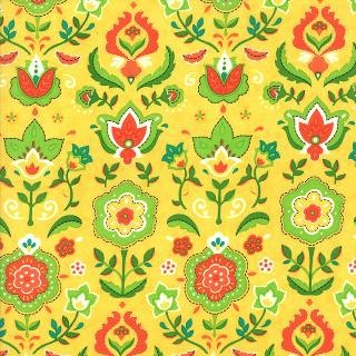 Folklore by Lily Ashbury for Moda Fabrics - Cassy Butternut 11481-17