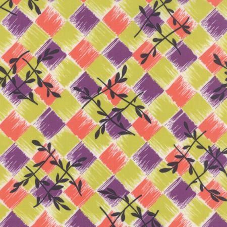 Gardenvale by Jen Kingwell Designs for Moda Fabrics - Monkey Magic 18104-11