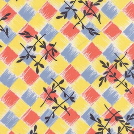 Gardenvale by Jen Kingwell Designs for Moda Fabrics - Snapdragon 18104-12