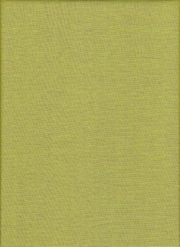 Lanna Woven by Indie Fabric Studio for A Day in the Country - Tiny Lines in Calmness - Lime Green