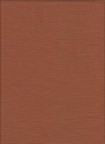 Lanna Woven by Indie Fabric Studio for A Day in the Country - Tiny Lines in Fascination - Orange