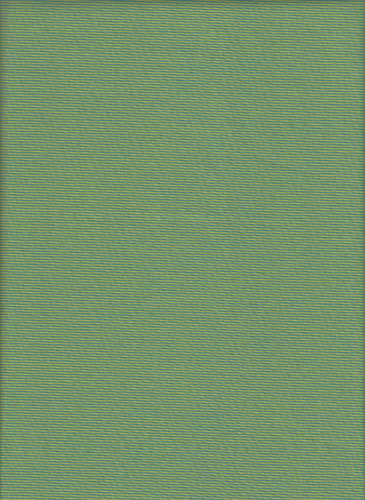 Lanna Woven by Indie Fabric Studio for A Day in the Country - Tiny Lines in Green Grocer - Green