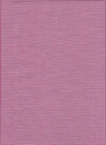 Lanna Woven by Indie Fabric Studio for A Day in the Country - Tiny Lines in It's A Girl - Pink