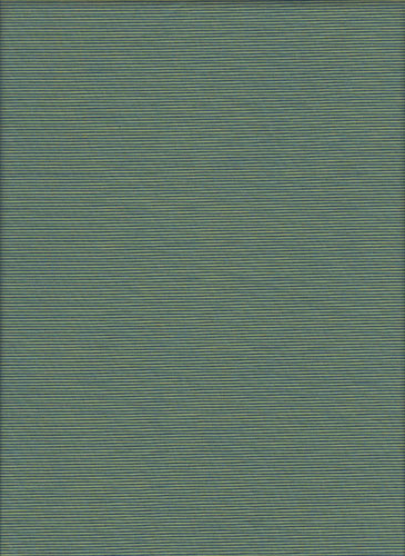 Lanna Woven by Indie Fabric Studio for A Day in the Country - Tiny Lines in Lucky - Teal