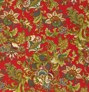 Music Collection by April Cornell for Free Spirit Fabrics - PWAC011 - Rust