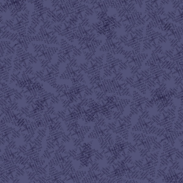 Night Hike by Heather Givens for Windham Fabrics - 50319-11 - Evergreens in Periwinkle/Purple