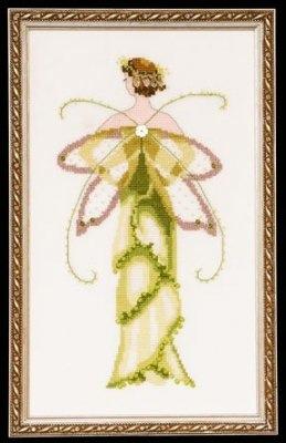 Nora Corbett Designs Amaryllis Spring Garden Pixie NC135 Spring Garden Party Series