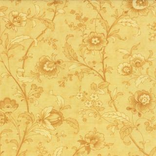 Printemps by 3 Sisters for Moda 1109222 Quilt Back Yellow