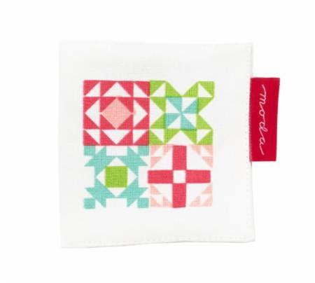 Quilt Block Needle Case by Moda Classics