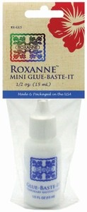 Roxanne Glue-Baste-It  - 15ml (.5oz) Travel Size