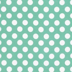 Sadies Dance Card by Tanya Whelan for Free Spirit Fabrics - PWTW128 - Big Dot in Dark Jade