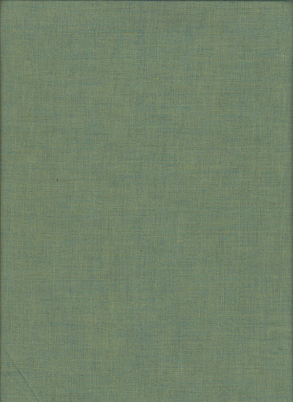 Shot Cotton Woven Fabric by A Day in the Country - Mid Green - Park Picnic