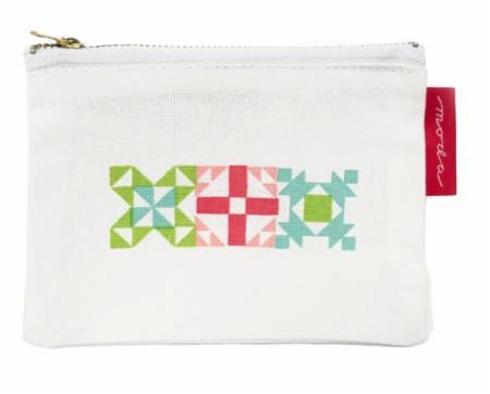 Small Zipper Bag by Moda Classics