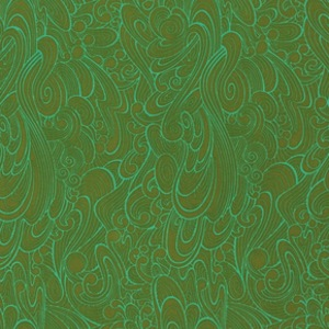 True Colors by Tula Pink for Free Spirit Fabrics - PWTC030 Olive - Making Waves
