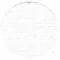 White Permin Linen 40ct F003B01