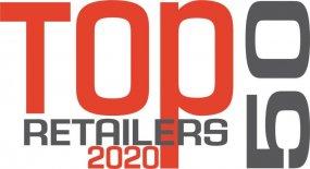 2020 Top 50 Logo