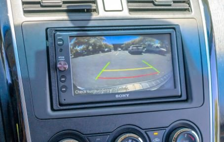 Backup camera add on (w/radio purchase)