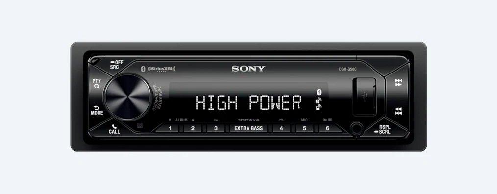 Sony DSX-GS80