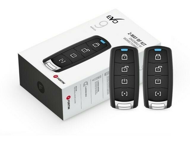 6000' 2 Way, 4 Button Remote Start System w/ Installation