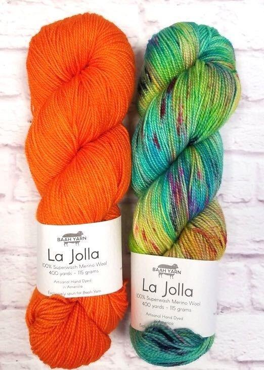 Baah La Jolla Breathe and Hope Kits