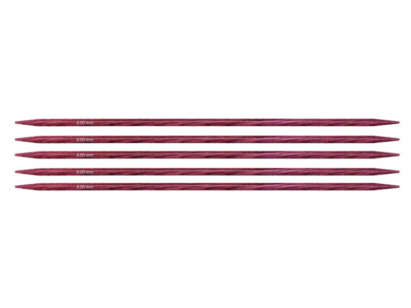 Dreamz Double Pointed Needles 6-Size 6/4mm